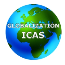 Globalization icas logo