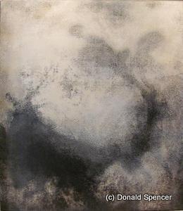 Artist:Donald SpencerTitle: New Moon Snow