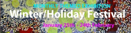 January 2013 ICAS monthly theme exhibition
