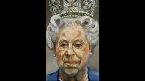Artist: Lucian FreudPortrait of HM Queen Elizabeth 2001