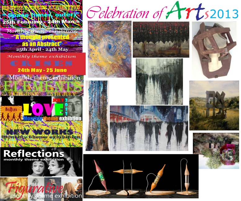 GICAS theme exhibition 2013