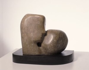 Two Heads stone carving 1932