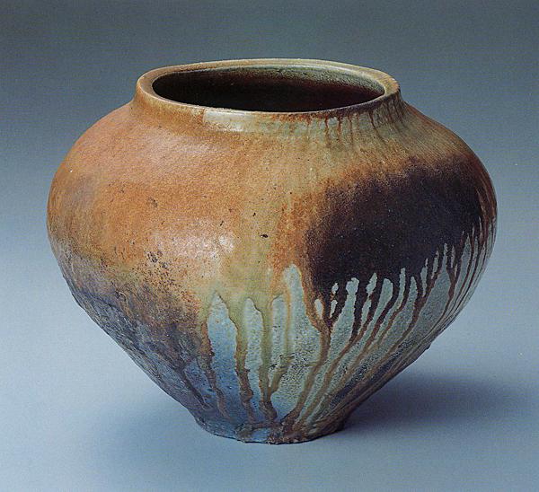Artist: Shiho KanzakiTitle: Large Pot-oosaka-expo
