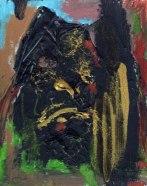 Artist: Mario Sostre Title:Black celebration