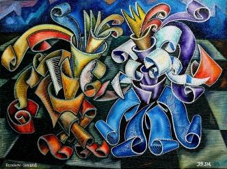 Artist:Ragnikov Y. Shkred Title:Minuet