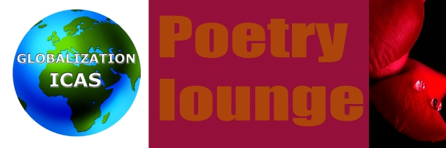 GICAS poetry lounge Logo