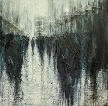 Artist: Lesley Oldaker Title: Passing through