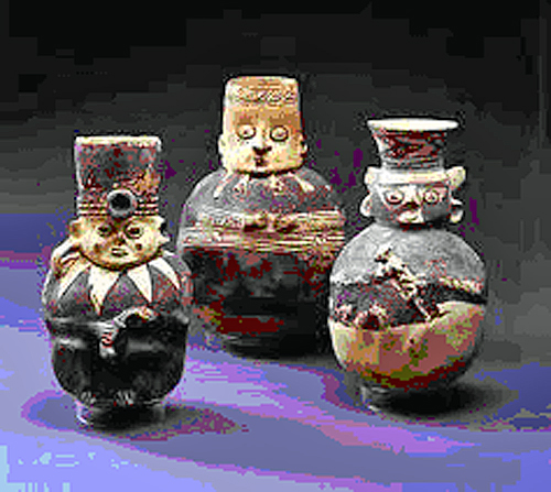 CHANCAY CULTURE POTTERY COLLECTION