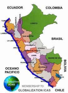 Map Peru 1