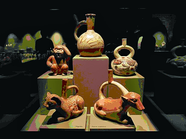 Peruvian ceramic Collection