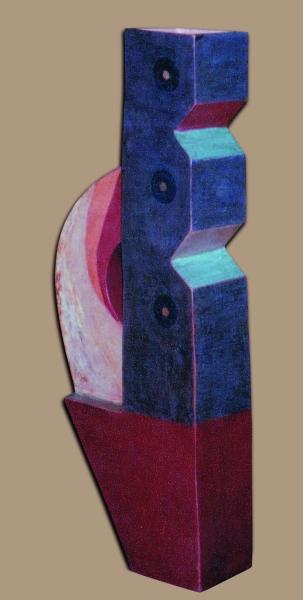Artist: Herminia Haro Title: Pieza ceramica1