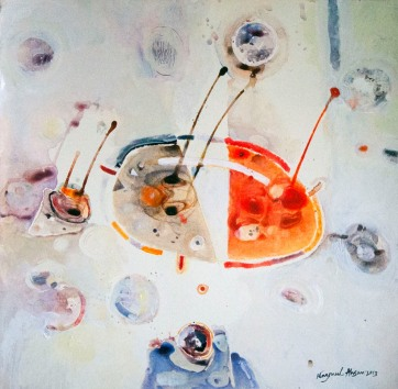 Artist: Nazmul Ahsan Title: Birth of Venus