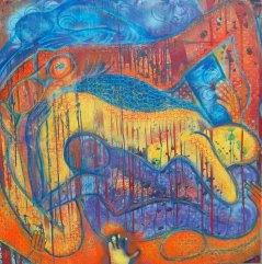 Artist: Anita Wexler Title:Conquer