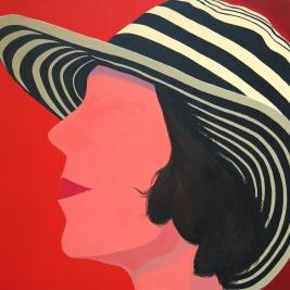 Artist: Sussie Krieser Title: Maudes Hat