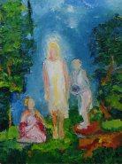 Artist: Tricia DeBeer Title: Devotion