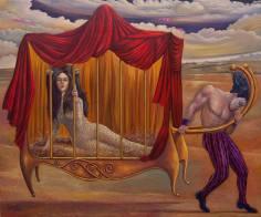 Artist: Armando Tejuca Title: I am your slave