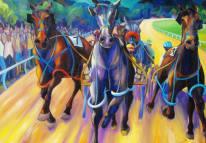 Artist: Peter Filzmaier Title: The Pacers