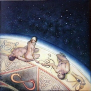 Artist: Olga Pasechnikova Title: Things Eternity