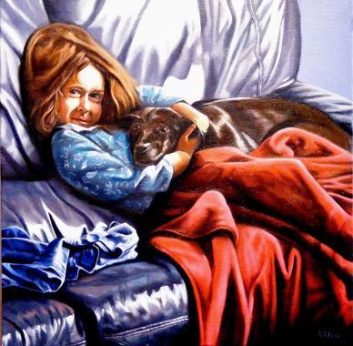 Artist: Stephen Kaldor Title: True Love