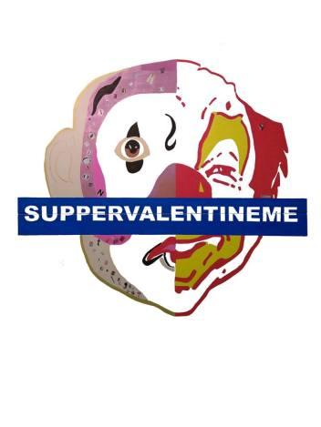 Artist:Dean ILDEFONSE Title: Super Valentine Me