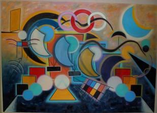 Artist: Ermino Sonza Title: Ao Mestre