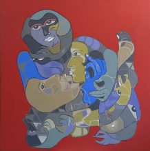 Artist: Shambhu Prasad Reddy Title: