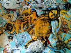 Artist: Luis Abreux Title: Europa