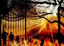 Artist: Joseph Hare Title: Hell to Eternity