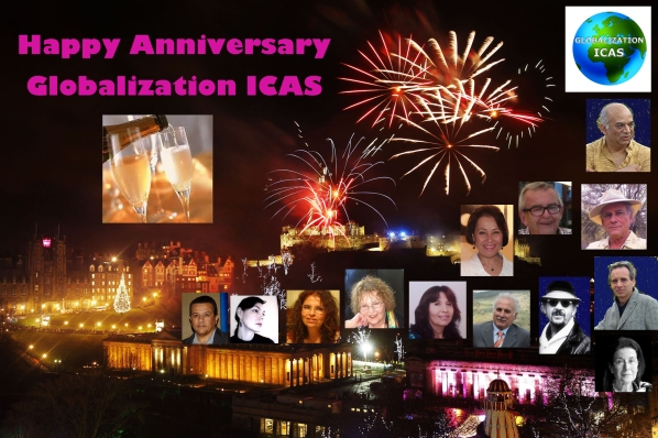 Happy anniversary 2013 celebration GICAS
