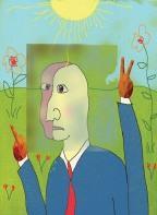 Artist: Pablo Hermandez Title: Dualidad