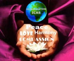 Globalization Icas World Meditation for Peace and Healing