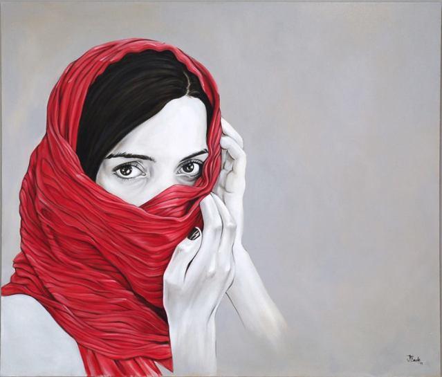 Artist: J P Canale Title: Portrait