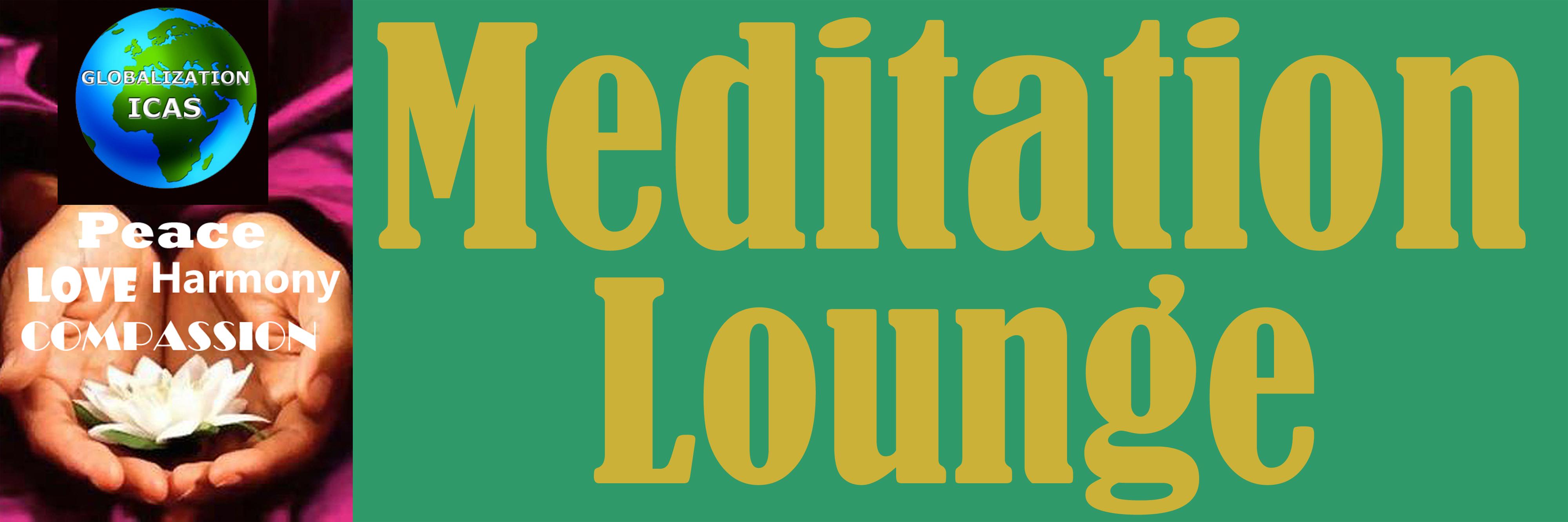 Meditation lounge logo