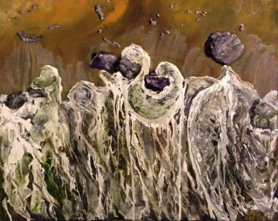 Artist: Mike Halem Title: Erosion