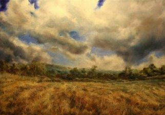 World of Realist Landscape painter Vered Terry