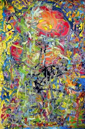 Artist: Igor Eugen Prokop Title: TRANSHMANISM