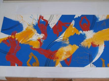 Artist: Reine Mazoyer Title: