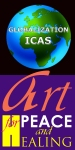 GICAS LOGO for Art Peace and Healing