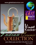 Indian Ceramic Collection Vineet Kacker image 2