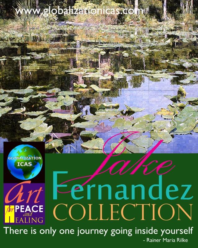 Landscape painter Jake Fernandez image 3