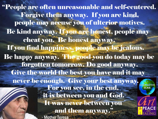 Mother Teresa quote small image