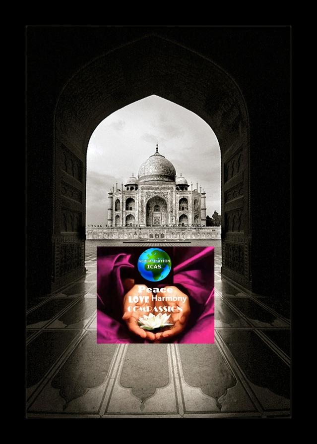 B&W Taj Mahal copy