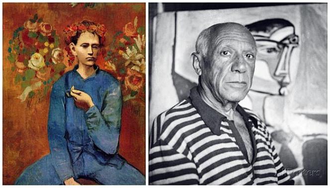 Picasso-Garçon-à-la-Pipe