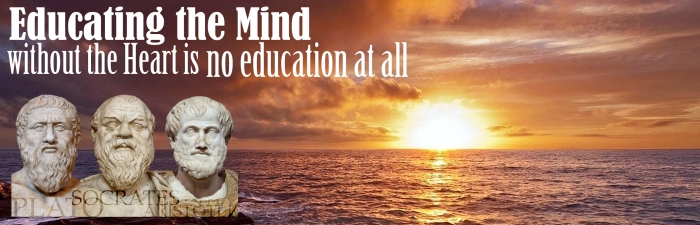 education the mind Aristotle