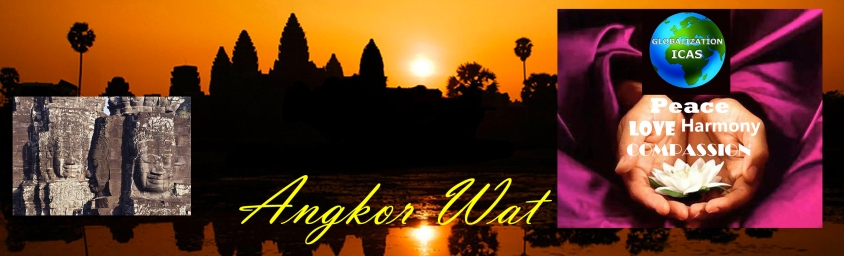 Angkor Wat 26th World Medittion.