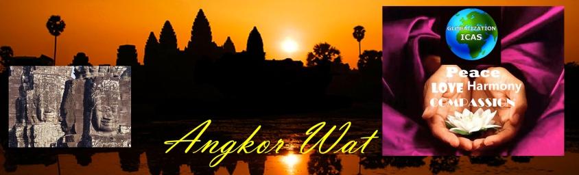 Angkor Wat 26th World Medittion.