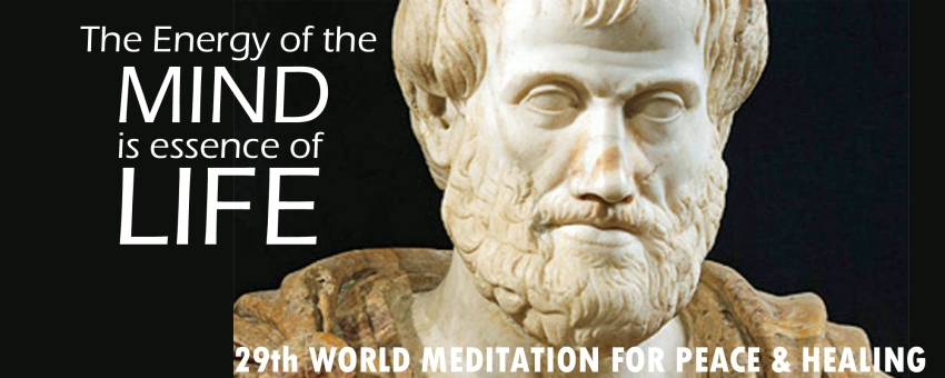 29th World Meditation for Peace and Healing