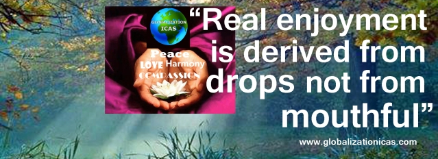 34th World Meditation for Peace and Healing.
