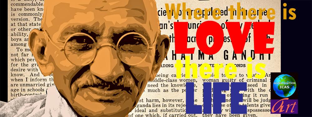 Gandhi Inspiration No1