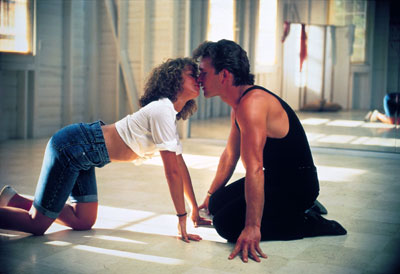 Dirty Dancing Patrick Swayze and Jennifer Grey